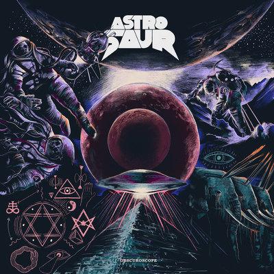CD Shop - ASTROSAUR OBSCUROSCOPE