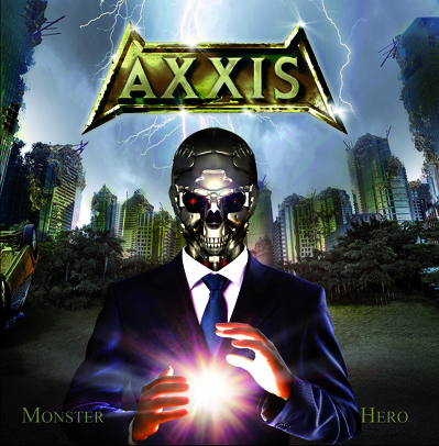 CD Shop - AXXIS MONSTER HERO