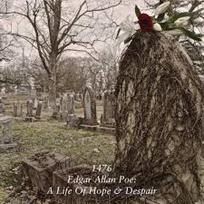CD Shop - 1476 EDGAR ALLAN POE A LIFE OF HOPE &