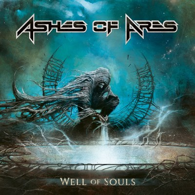 CD Shop - ASHES OF ARES WELL OF SOULS