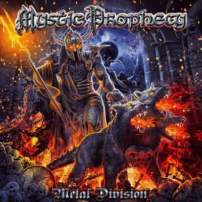 CD Shop - MYSTIC PROPHECY METAL DIVISION