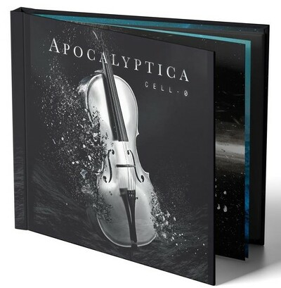 CD Shop - APOCALYPTICA CELL-O (MEDIABOOK)