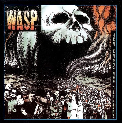 CD Shop - W.A.S.P. THE HEADLESS CHILDREN