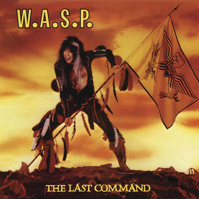 CD Shop - W.A.S.P. THE LAST COMMAND