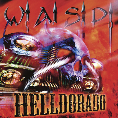 CD Shop - W.A.S.P. HELLDORADO