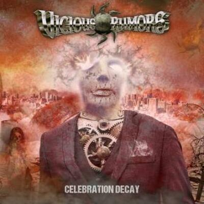 CD Shop - VICIOUS RUMORS CELEBRATION DECAY