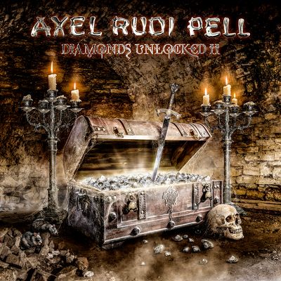 CD Shop - AXEL RUDI PELL DIAMONDS UNLOCKED II