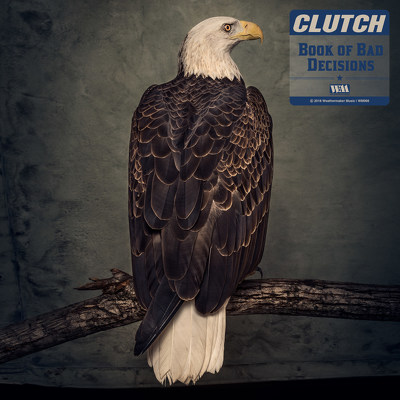 CD Shop - CLUTCH BOOK OF BAD DECISION