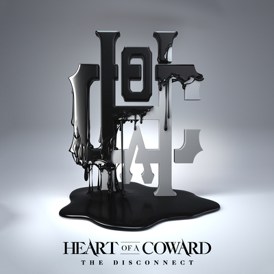 CD Shop - HEART OF A COWARD THE DISCONNECT
