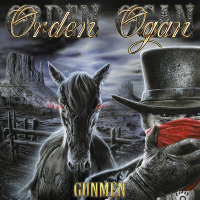 CD Shop - ORDEN OGAN GUNMEN