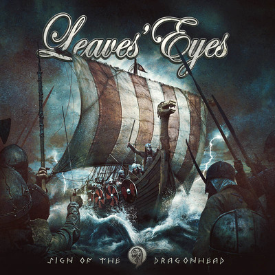 CD Shop - LEAVES EYES SIGN OF THE DRAGONHEAD