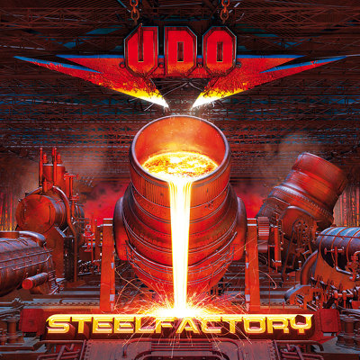 CD Shop - U.D.O. STEELFACTORY