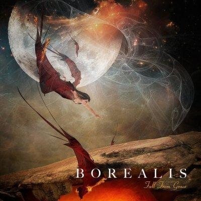 CD Shop - BOREALIS FALL FROM GRACE