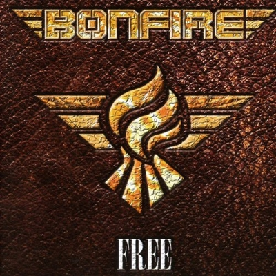 CD Shop - BONFIRE FREE