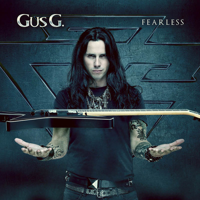CD Shop - GUS G. FEARLESS