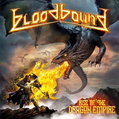 CD Shop - BLOODBOUND RISE OF THE DRAGON EMPIRE