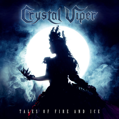CD Shop - CRYSTAL VIPER TALES OF FIRE AND ICE