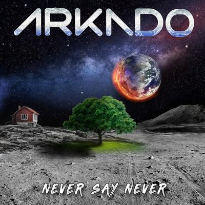 CD Shop - ARKADO NEVER SAY NEVER
