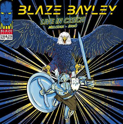 CD Shop - BLAZE BAYLEY LIVE IN CZECH