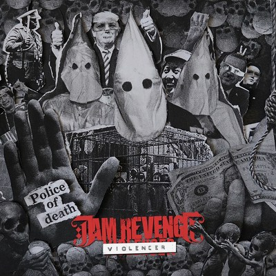 CD Shop - I AM REVENGE VIOLENCER