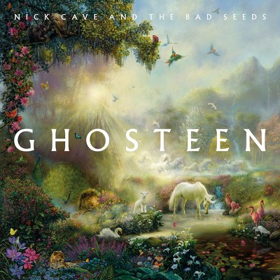 CD Shop - NICK CAVE AND THE BAD SEEDS GHOSTEEN