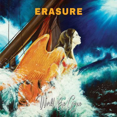 CD Shop - ERASURE WORLD BE GONE