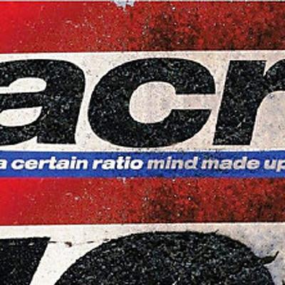 CD Shop - A CERTAIN RATIO MIND MADE UP