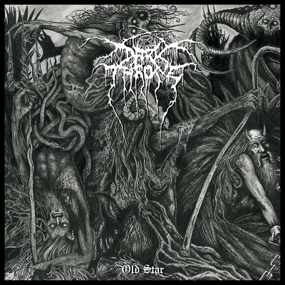 CD Shop - DARKTHRONE OLD STAR