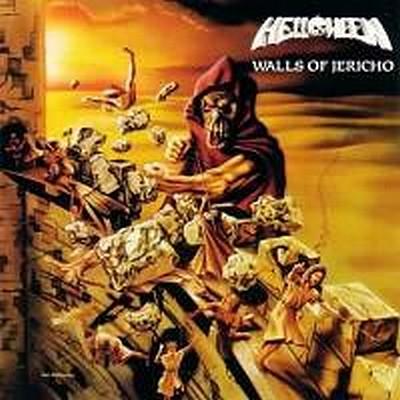CD Shop - HELLOWEEN WALLS OF JERICHO