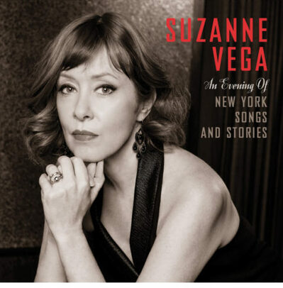 CD Shop - VEGA, SUZANNE AN EVENING OF NEW YORK S