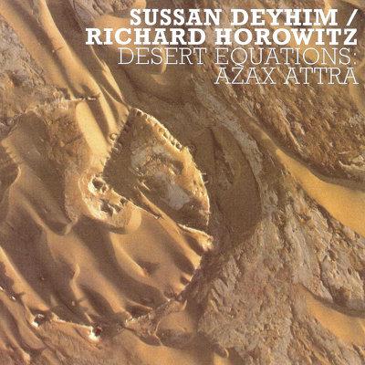 CD Shop - SUSSAN DEYHIM & RICHARD HOROWITZ DESER