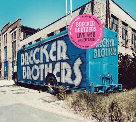 CD Shop - BRECKER BROTHERS ALIVE AND UNRELEASED