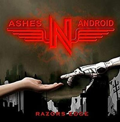 CD Shop - ASHES N ANDROID RAZORS EDGE