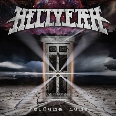 CD Shop - HELLYEAH WELCOME HOME