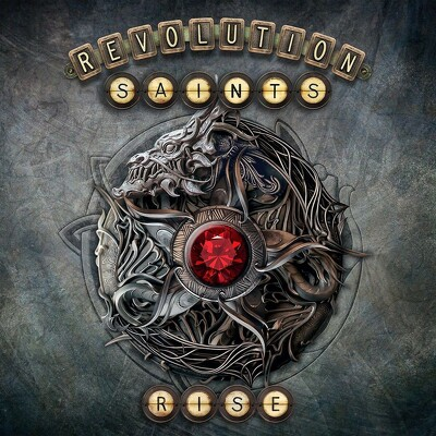 CD Shop - REVOLUTION SAINTS RISE