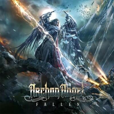 CD Shop - ARCHON ANGEL FALLEN