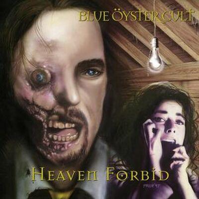 CD Shop - BLUE OYSTER CULT HEAVEN FORBID