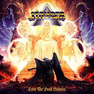 CD Shop - STRYPER EVEN THE DEVIL BELIEVES