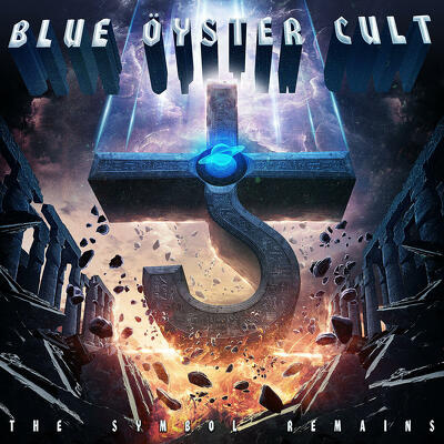 CD Shop - BLUE OYSTER CULT THE SYMBOL REMAINS