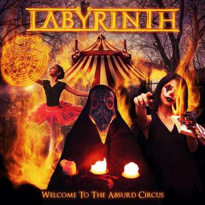 CD Shop - LABYRINTH WELCOME TO THE ABSURD CIRCUS