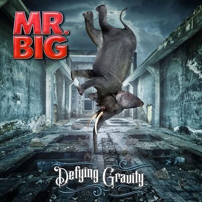 CD Shop - MR.BIG DEFYING GRAVITY