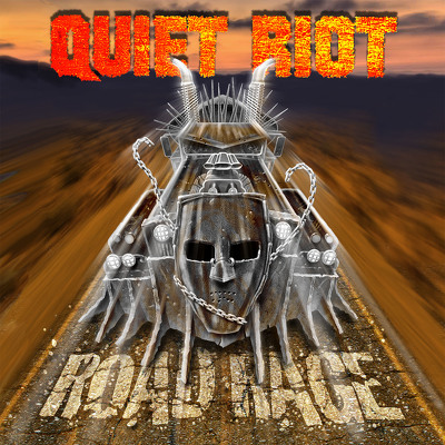 CD Shop - QUIET RIOT ROAD RAGE