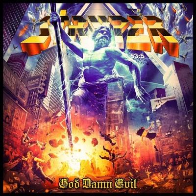 CD Shop - STRYPER GOD DAMN EVIL