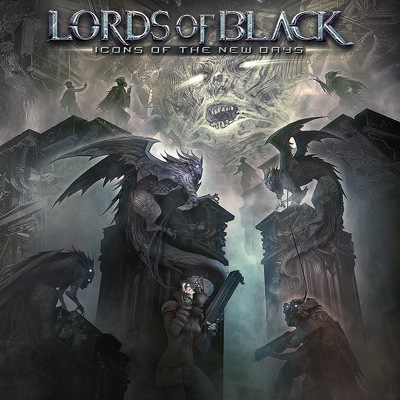 CD Shop - LORDS OF BLACK ICONS OF THE NEW DAYS