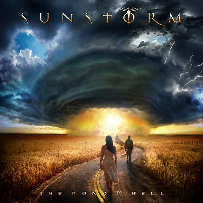 CD Shop - SUNSTORM THE ROAD TO HELL
