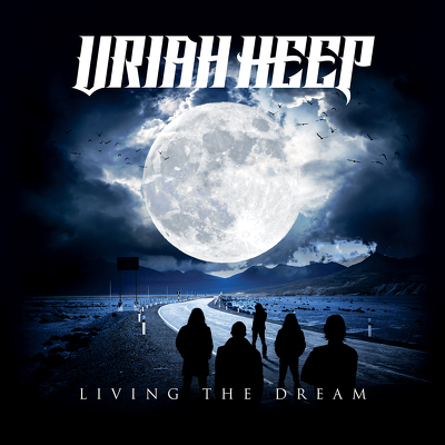 CD Shop - URIAH HEEP LIVING THE DREAM