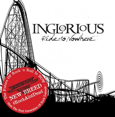 CD Shop - INGLORIOUS RIDE TO NOWHERE