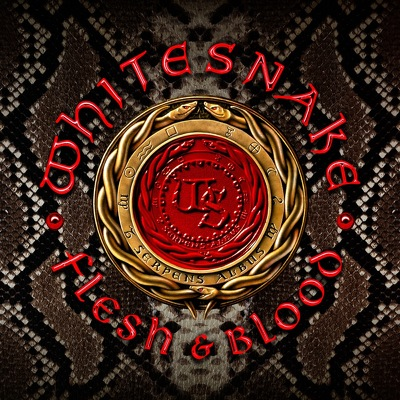CD Shop - WHITESNAKE FLESH & BLOOD