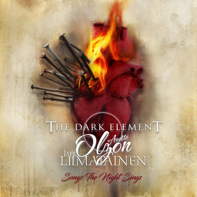 CD Shop - DARK ELEMENT, THE SONGS THE NIGHT SINGS