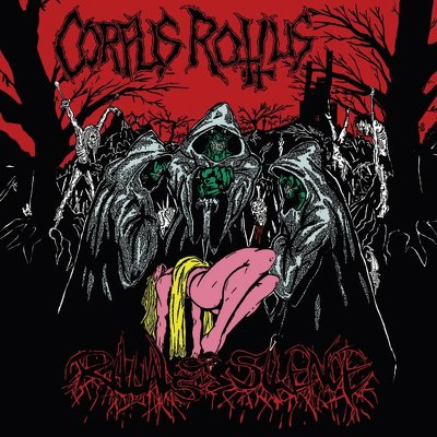 CD Shop - CORPUS ROTTUS RITUALS OF SILENCE